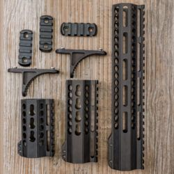 AR-45/10 Hand Guards & Accessories